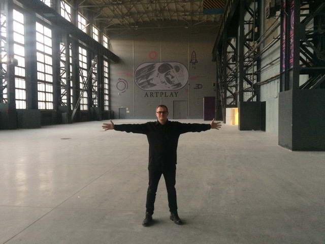 президент St.Petersburg Design Week Руслан Чернобаев