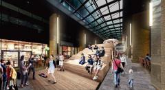 Объявлен шорт-лист международного конкурса  Inter space: White Garden Arcade
