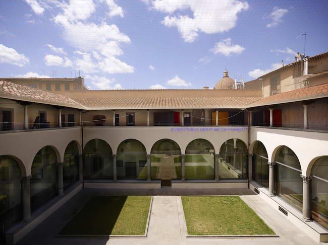 Ренессансная аркада в здании госпиталя Сан Паоло, Флоренция.