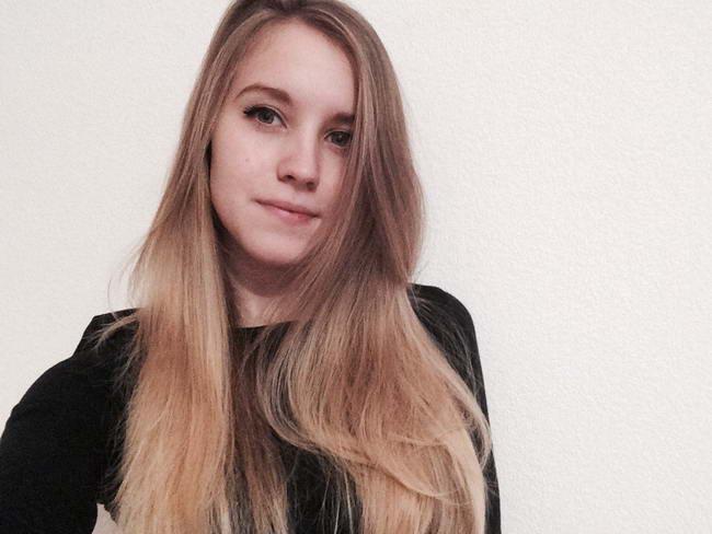 молодой дизайнер интерьера Наталья Меркулова