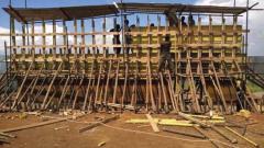 По проекту Ренцо Пиано строится детский госпиталь в Уганде