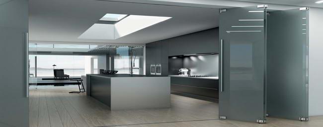 постелум в интерьере современной кухни
