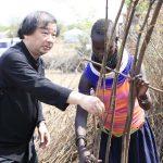 Шигеру Бан подписался на Кению