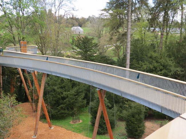 прогулочный мост Stihl Walkway