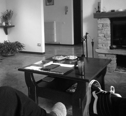 студия в Австрии, фото Linda Stagni