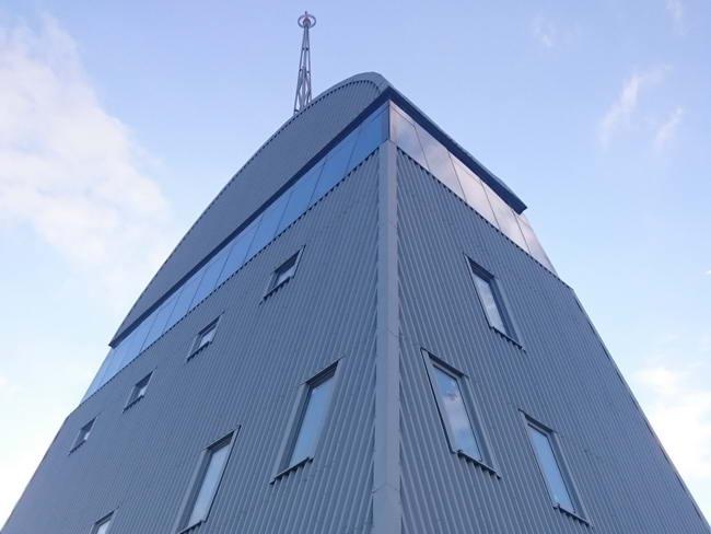 башня терминала ветродрома