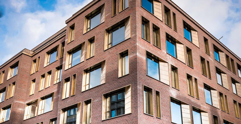 офисное здание в Копенгагене