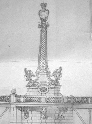 Моста проект архитектора мельцера