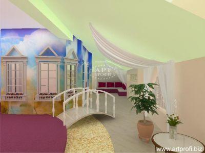 Дизайн студии тюмень