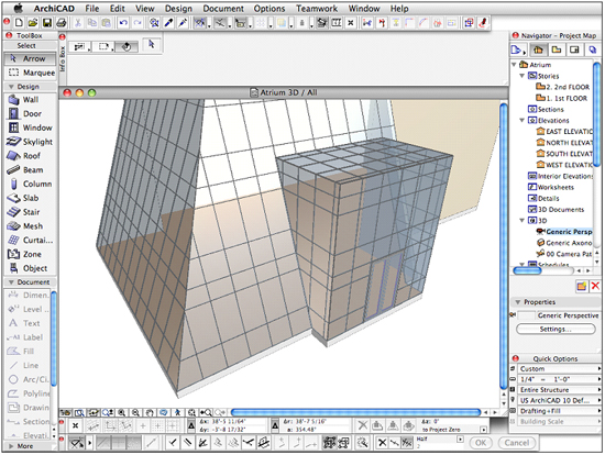 how to draw a roof on archicad 20