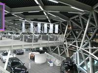 автосалон в Утрехте, архитектор Кас Остерхаус