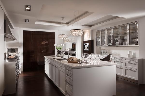 лучшие кухни фото