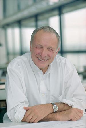 архитектор Ричард Роджерс
