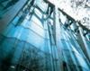 стеклянный фасад, германия