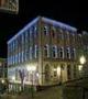 подсветка фасада ратуши
